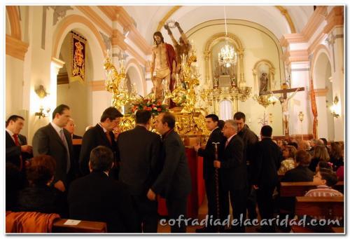 07 Bendición Coronación y Cena 2009