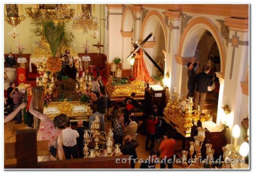07 Montaje Procesión y Convocatoria 2009