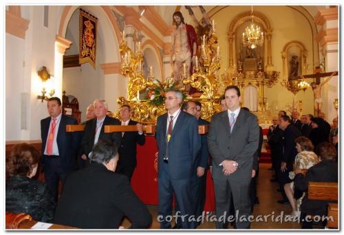 08 Bendición Coronación y Cena 2009