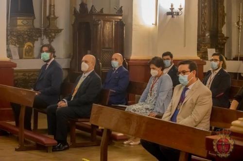 08 Eucaristia solemne Rosario (25 octubre 2020)