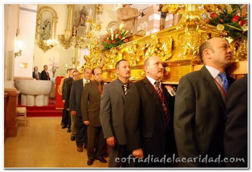 09 Bendición Coronación y Cena 2009