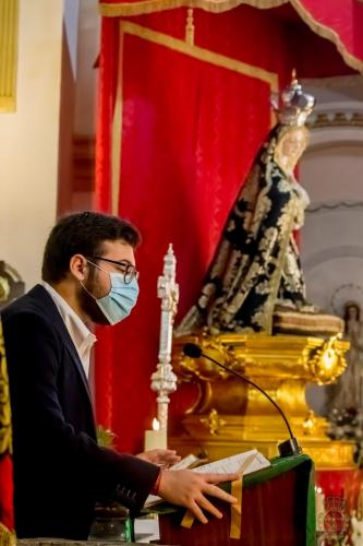 09 Eucaristia solemne Rosario (25 octubre 2020)
