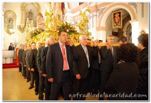 10 Bendición Coronación y Cena 2009