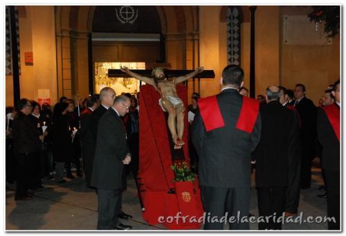 10 Vía Crucis y Quinario 2010