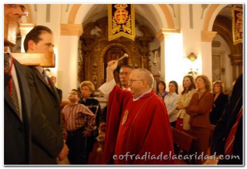 11 Bendición Coronación y Cena 2009