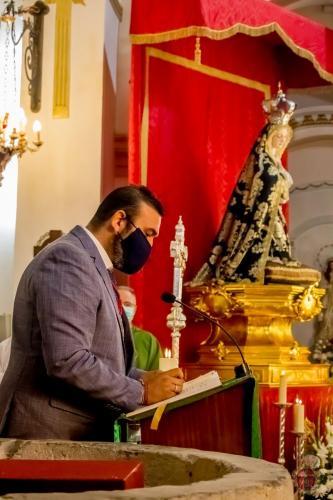06 Eucaristia solemne Rosario (25 octubre 2020)