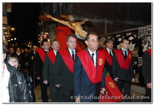 11 Vía Crucis y Quinario 2010