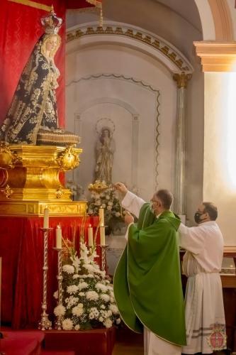 12 Eucaristia solemne Rosario (25 octubre 2020)