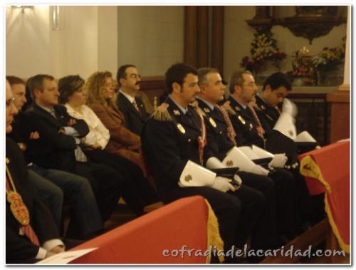12 Traslado San Nicolás Cristo Caridad - Policia local 2007