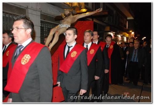 12 Vía Crucis y Quinario 2010