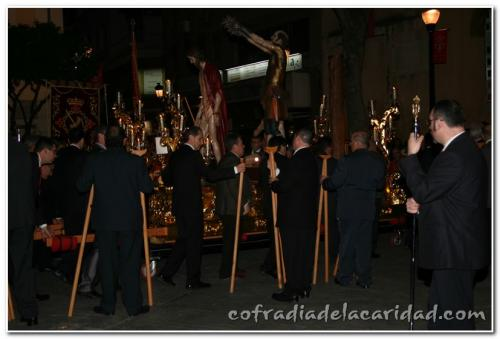 13 TRASLADO CARIDAD CORONACION ESPINAS CARRO 2012