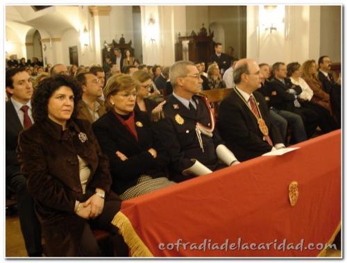 13 Traslado San Nicolás Cristo Caridad - Policia local 2007