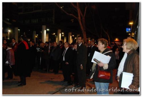 13 Vía Crucis y Quinario 2010