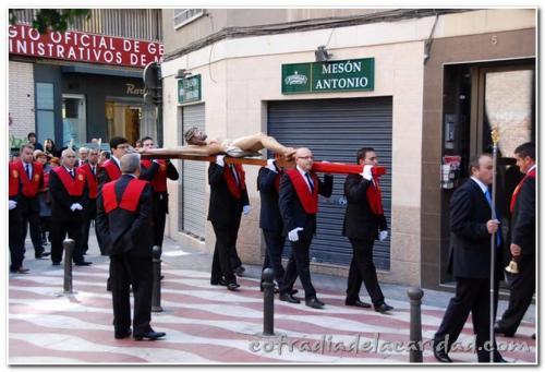 13 Via Crucis y Quinario 2011