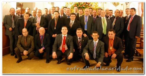 14 Bendición Coronación y Cena 2009