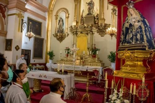 14 Eucaristia solemne Rosario (25 octubre 2020)