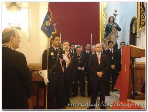 14 Traslado San Nicolás Cristo Caridad - Policia local 2007