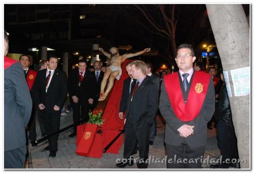 14 Vía Crucis y Quinario 2010