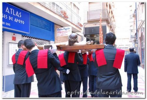 14 Via Crucis y Quinario 2011