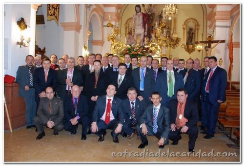 15 Bendición Coronación y Cena 2009