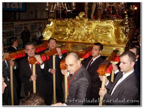 15 Traslado Estreno La Flagelación 2007