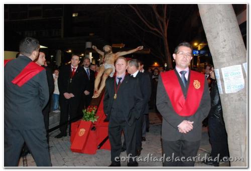 15 Vía Crucis y Quinario 2010