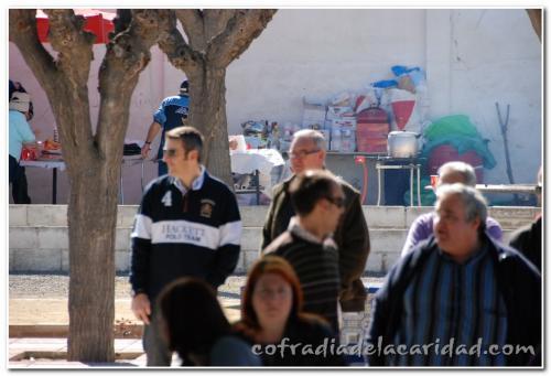 16 Convivencia Caridad 2011