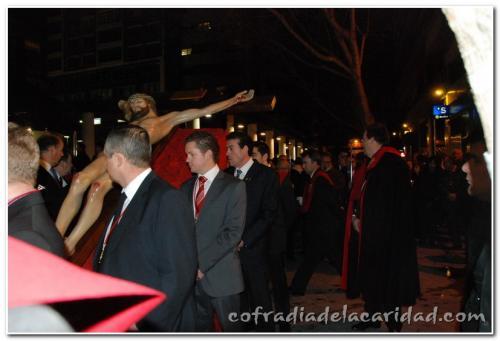 16 Vía Crucis y Quinario 2010