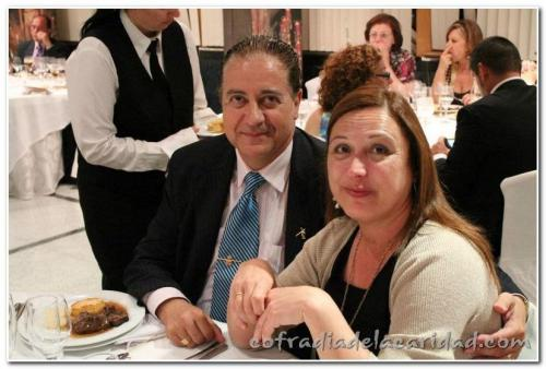 17 Cena Caridad 2012