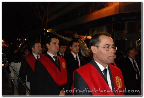17 Vía Crucis y Quinario 2010