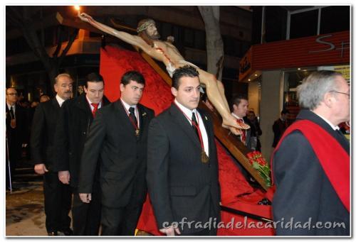 18 Vía Crucis y Quinario 2010