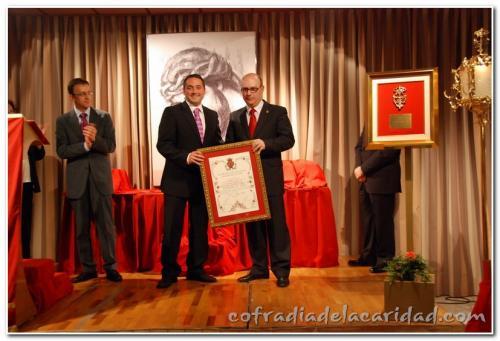 19 Bendición Coronación y Cena 2009