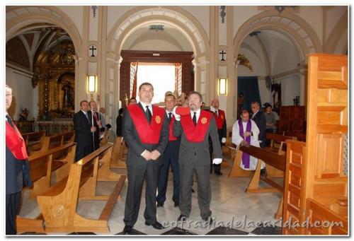 19 Via Crucis y Quinario 2011