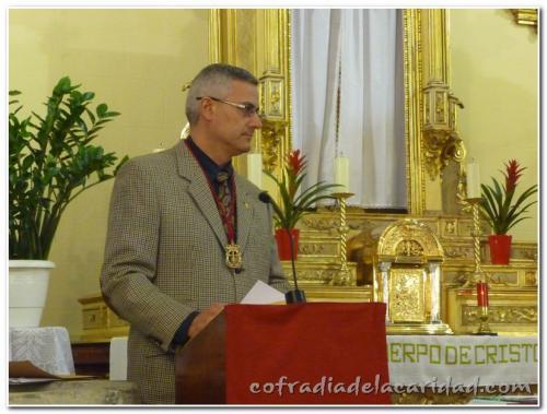 21 Quinario 2012 Día 1 (28 feb 2012)