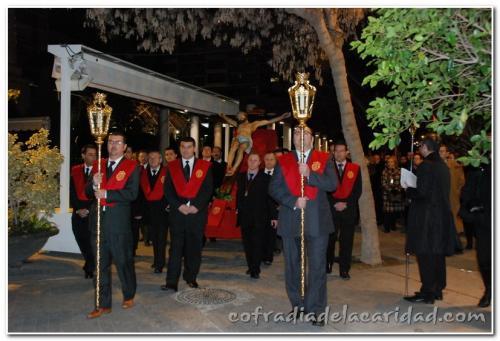 21 Vía Crucis y Quinario 2010
