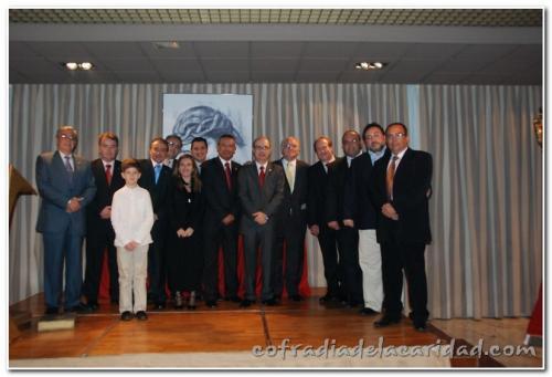 02 Cena Cofradía 2010