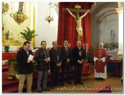22 Quinario 2012 Día 1 (28 feb 2012)
