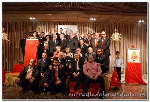 23 Bendición Coronación y Cena 2009