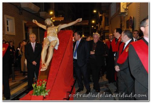 23 Vía Crucis y Quinario 2010