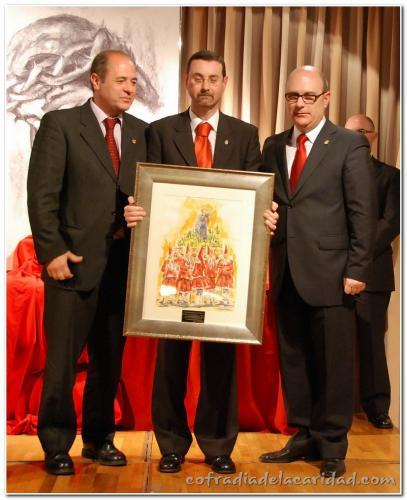 24 Bendición Coronación y Cena 2009