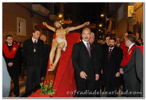 25 Vía Crucis y Quinario 2010