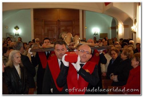 25 Via Crucis y Quinario 2011