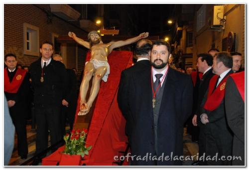 26 Vía Crucis y Quinario 2010