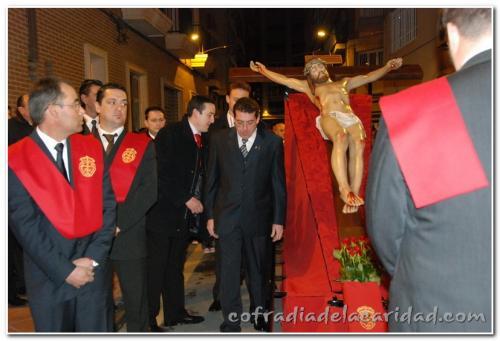 27 Vía Crucis y Quinario 2010