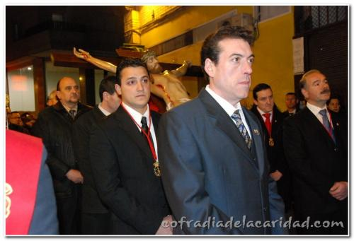30 Vía Crucis y Quinario 2010