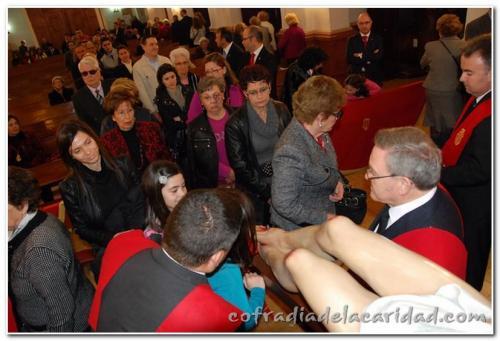 31 Via Crucis y Quinario 2011