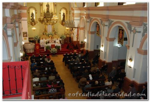 65 Via Crucis y Quinario 2011
