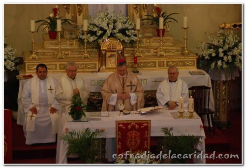 67 Via Crucis y Quinario 2011