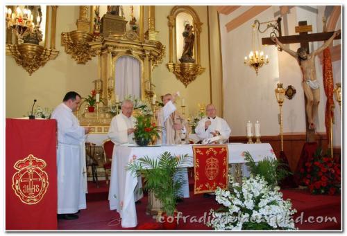 74 Via Crucis y Quinario 2011